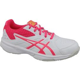 Blanc Asics Court Slide W 1042A030-101 chaussures de tennis