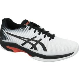 Chaussures de tennis Asics Solution Speed Ff Indoor M 1041A110-102 blanc