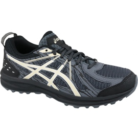 Gris Chaussures de course Asics Frequent Trail M 1011A034-005