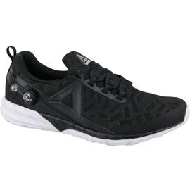Noir Reebok Zpump Fusion M AR0091 chaussures