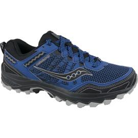 Marine Chaussures de course Saucony Excursion Tr12 M S20451-3