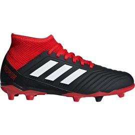Chaussures de football Adidas Preadtor 18.3 Fg Jr DB2318