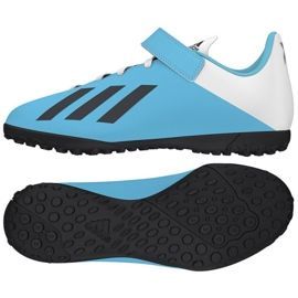 Adidas X 19,4 H & L; Tf Jr EF9126 bleu