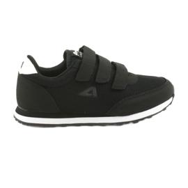 Chaussures de sport Black American Club WT25 noir
