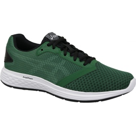 Vert Chaussures de course Asics Patriot 10 M 1011A131-300