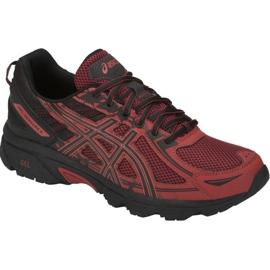 Rouge Chaussures de course Asics Gel-Venture 6 M T7G1N-800