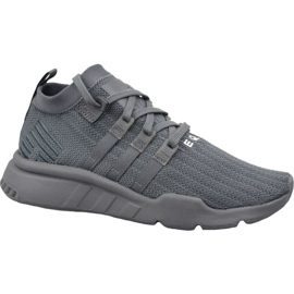 Gris Chaussures Adidas Eqt Equip Support Mid Adv M F35144