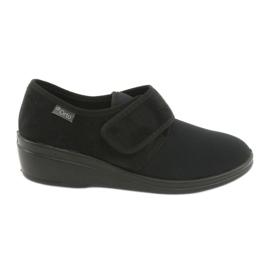Noir Befado chaussures pour femmes pu 033D002
