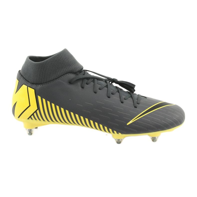 Chaussures de football Nike Mercurial Superfly 6 Academy Sg M AH7364-070 gris