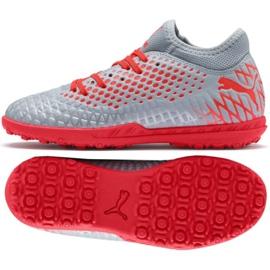 Puma Futrure 4.4 Tt Jr 105699 01 chaussures gris