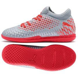 Puma Futrure 4.4 It Jr 105700 01 chaussures gris