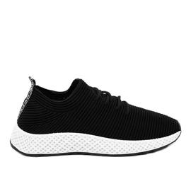 GM809-1 Chaussures de sport noires