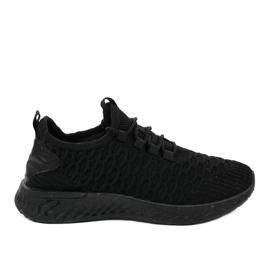 Chaussures de sport noires BF102