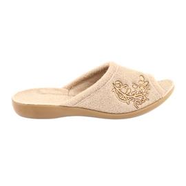 Brun Befado chaussures pour femmes pu 256D013