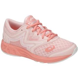 Rose Chaussures de course Asics Noosa Gs Jr C711N-1706