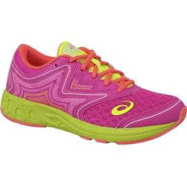 Rose Chaussures de course Asics Noosa Gs Jr C711N-700