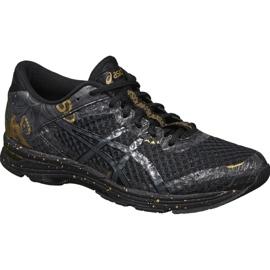 Noir Chaussures de course Asics Gel-Noosa Tri 11 M 1011A631-001