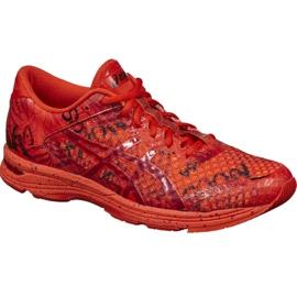 Rouge Chaussures de course Asics Gel-Noosa Tri 11 M 1011A631-600