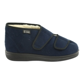 Marine Befado chaussures pour femmes pu 986M010
