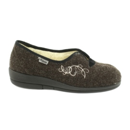 Befado chaussures pour femmes pu 940D356 brun