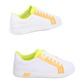 Baskets Femme W-3116 Orange