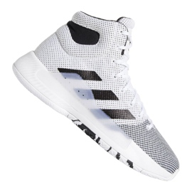 Chaussures Adidas Pro Bounce Madness 2019 M BB9235 blanc blanc