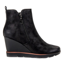 Filippo Bottines noires