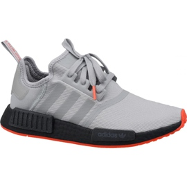 Gris Adidas NMD_R1 M F35882 chaussures