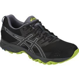Noir Chaussures de course Asics Gel-Sonoma 3 M T724N-002