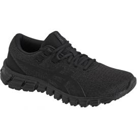 Noir Chaussures de course Asics Gel-Quantum 90 W 1022A115-001