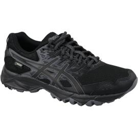 Noir Chaussures de course Asics Gel-Sonoma 3 G-TX W T777N-9099