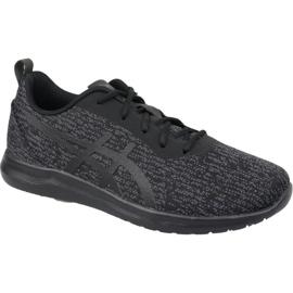 Noir Asics Kanmei 2 M 1021A011-021 chaussures de course