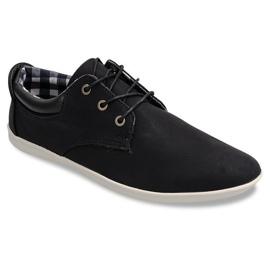 Chaussures élégantes B01 Noir
