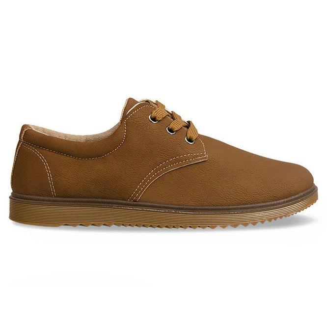 Bottes Chaussures Classiques 1307 Camel brun