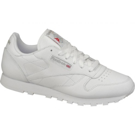 Chaussures Reebok Classic Leather W 2232 blanc