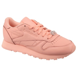 Chaussures Reebok Classic Leather W BS7912 rose