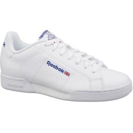 Blanc Chaussures Reebok Npc Ii M 1354