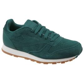 Reebok Chaussures en cuir Sg JRCM9079 vert