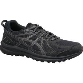 Noir Asics Frequent Trail W 1012A022-001 chaussures de course