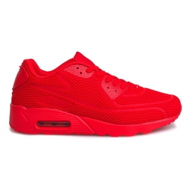 Sport Sneakers Trainers 5598-5 Ed rouge