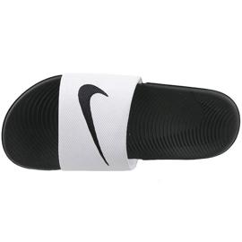 Chaussons Nike Kawa Slide Gs / Ps 819352-100 blanc