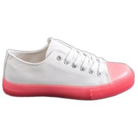 Marquiz chaussures de tennis blanc