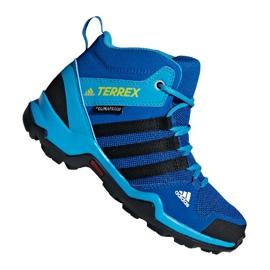 Chaussures Adidas Terrex AX2R Mid Cp Jr BC0673