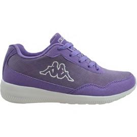 Kappa Follow W 242495 2310 chaussures d'entraînement pourpre