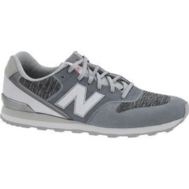 Gris Chaussures New Balance en WR996NOA