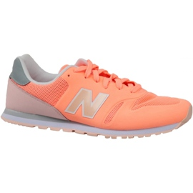 Orange Chaussures New Balance en KD373CRY