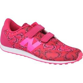 Chaussures New Balance en KA410BDY rose