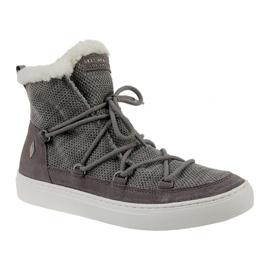 Chaussures Skechers Side Street W 73578-TPE brun