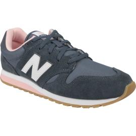 Chaussures New Balance en WL520CH marine