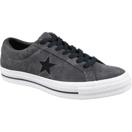 Converse One Star Chaussures M 163247C gris